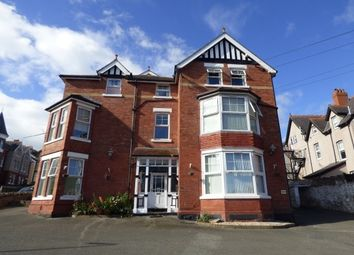 Thumbnail 1 bed property to rent in York Road, Colwyn Bay