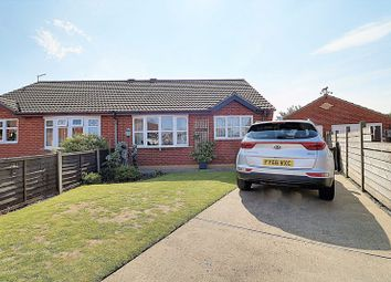 Thumbnail 2 bed semi-detached bungalow for sale in Kingsdale, Bottesford, Scunthorpe