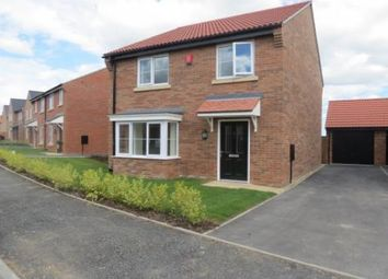 Thumbnail 4 bed detached house to rent in Greengage Close, Malton