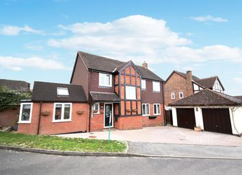 Thumbnail 4 bed detached house for sale in Driftway Road, Hook