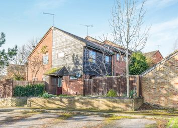 Thumbnail 1 bed end terrace house to rent in Lowden Close, Winchester