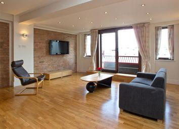 Thumbnail 2 bed flat to rent in Gun Place, 86 Wapping Lane, London