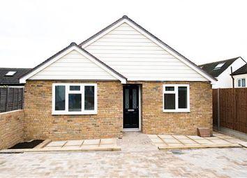 Thumbnail 2 bed bungalow for sale in Crown Villa, Crown Road, Milton Regis, Sittingbourne