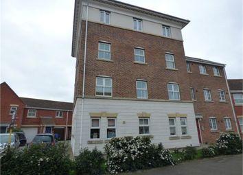 Thumbnail 2 bedroom flat for sale in Amethyst Drive, Sittingbourne, Kent