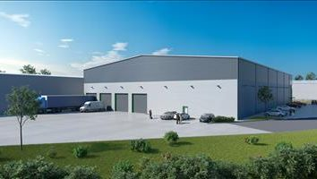 Thumbnail Light industrial for sale in Cardington Point, Design & Build, Telford Way, Bedford, Bedfordshire