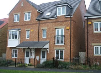 Thumbnail 4 bed town house to rent in Murray Park, Stanley