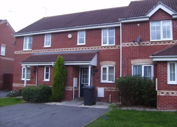Thumbnail 2 bed terraced house for sale in Celandine Way, Bedworth, Warwickshire