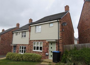 Thumbnail 3 bed property to rent in Spinney Lane, Rugby