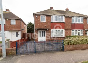 Thumbnail 3 bed semi-detached house for sale in St. Agnes Gardens, Sheerness