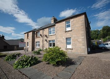 Thumbnail 2 bed flat for sale in Land Street, Rothes, Aberlour
