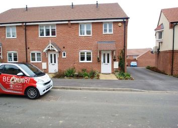 Thumbnail 3 bed terraced house to rent in Romney Road, East Anton, Andover