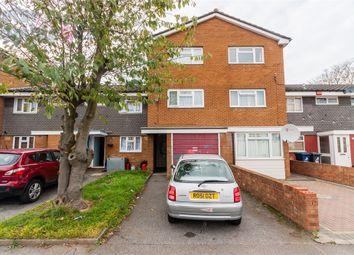 Thumbnail 3 bed terraced house for sale in Hendren Close, Greenford, Greater London