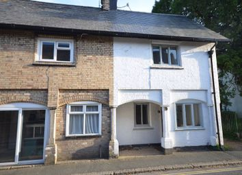 2 bed cottage for sale in Cross Street, Moretonhampstead, Newton Abbot TQ13