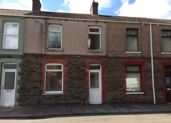 3 bed terraced house for sale in Reginald Street, Velindre, Port Talbot, Neath Port Talbot. SA13