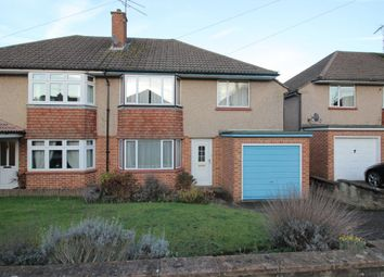 Thumbnail 3 bed semi-detached house for sale in Churchill Avenue, Aldershot