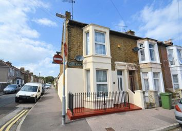 Thumbnail 4 bed end terrace house for sale in Alma Road, Sheerness