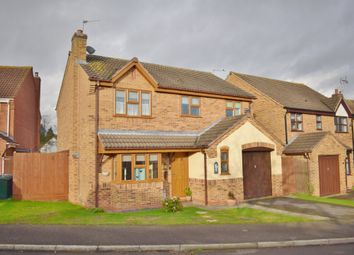 Thumbnail 4 bed detached house for sale in Leivers Close, East Leake