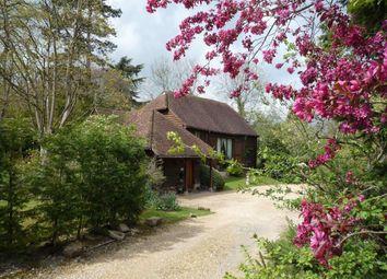 Thumbnail 4 bedroom barn conversion to rent in Amberley Close, Haywards Heath