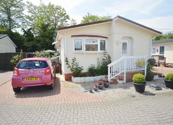 Thumbnail 2 bed mobile/park home for sale in Flagship Park, Flag Hill, Great Bentley