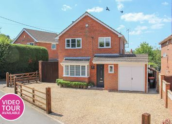 Thumbnail 4 bed detached house for sale in Reach Lane, Heath And Reach, Leighton Buzzard
