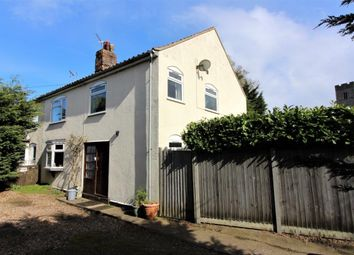 Thumbnail 4 bed property for sale in Church Cottages, Beccles Road, Barnby, Beccles