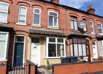 Thumbnail 3 bed terraced house to rent in Shenstone Road, Edgbaston