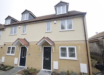 Thumbnail 3 bed end terrace house for sale in Buglers Court, School Road, Brislington, Bristol