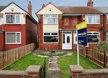 Thumbnail 2 bedroom terraced house for sale in Wold Road, Hull