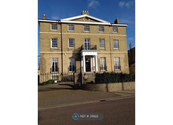 Thumbnail 2 bed flat to rent in High Street, Chatteris