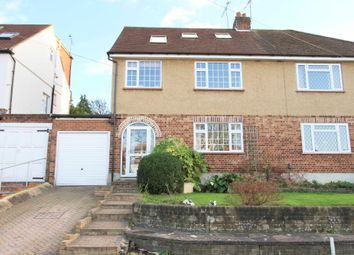 Thumbnail 4 bed semi-detached house for sale in Gladsdale Drive, Eastcote, Pinner