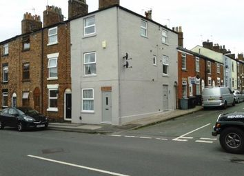 Thumbnail 3 bed flat for sale in Bond Street, Macclesfield, Cheshire