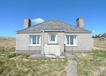 Thumbnail 2 bed detached bungalow for sale in 14 Leurbost, Loch, Isle Of Lewis
