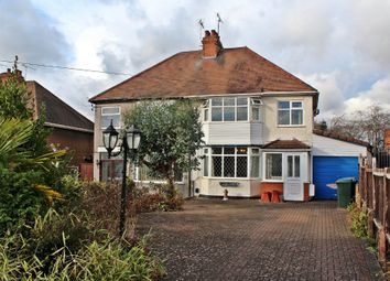 Thumbnail 3 bed semi-detached house for sale in Albert Crescent, Keresley, Coventry