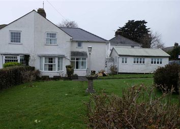 Thumbnail 3 bed semi-detached house for sale in Bron Awelon, Barry, Vale Of Glamorgan