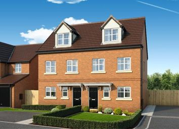 "Thumbnail 3 bed property for sale in ""The Kepwick At The Woodlands "" at Newbury Road, Skelmersdale"