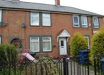 Thumbnail 3 bed terraced house for sale in Dunstanburgh Road, Walker, Newcastle Upon Tyne