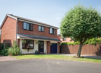 Thumbnail 4 bedroom detached house for sale in Chatsworth Close, Wylde Green, Sutton Coldfield