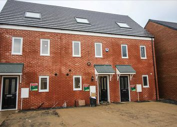 Thumbnail 3 bed town house to rent in Wallasey Drive, The Fairways, Cramlington