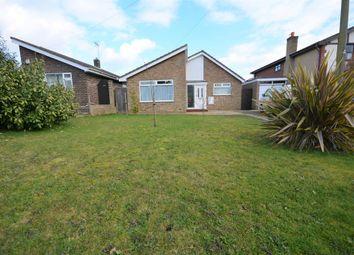 Thumbnail 3 bed detached bungalow for sale in Grampian Way, Oulton, Lowestoft