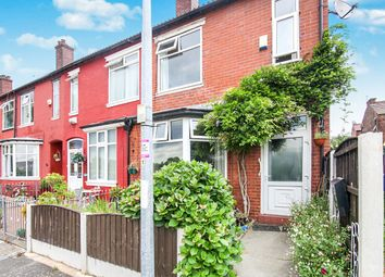 Thumbnail 4 bed terraced house for sale in Hugh Oldham Drive, Salford