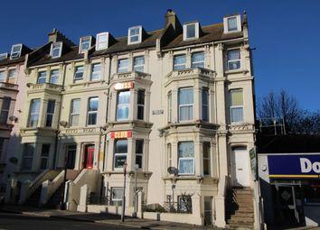 Thumbnail 1 bedroom flat for sale in Cornwallis Terrace, Hastings