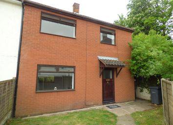 Thumbnail 3 bedroom end terrace house for sale in Grasdene Grove, Harborne, Birmingham