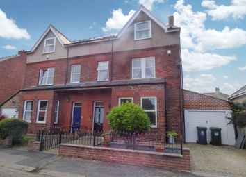 Thumbnail 6 bed semi-detached house for sale in Elm Grove, Forest Hall, Newcastle Upon Tyne