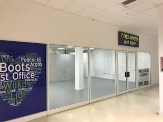 Thumbnail Retail premises to let in Unit 3 Low Walk, The Wellington Centre, Aldershot, Hampshire