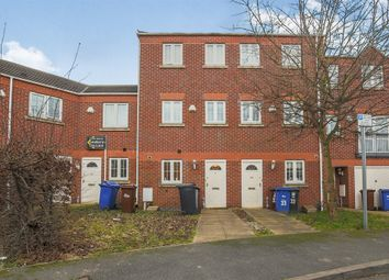 Thumbnail 4 bed town house for sale in Grants Yard, Burton-On-Trent