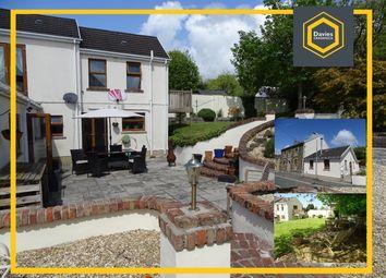 Thumbnail 4 bed semi-detached house for sale in 76 Cwmfelin Road, Llanelli