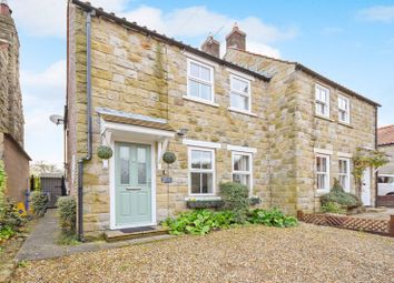 Thumbnail 2 bed cottage for sale in Coach Road, Sleights, Whitby