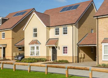 """Thumbnail 4 bed detached house for sale in """"Wroxham"""" at Butts Lane, Stanford-Le-Hope"""
