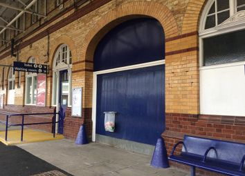 Thumbnail Retail premises to let in Bolton Railway Station, Trinity Street, Bolton, Lancashire
