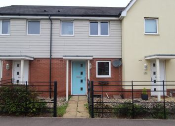 Thumbnail 2 bedroom terraced house to rent in Sterling Way, Upper Cambourne, Cambridge
